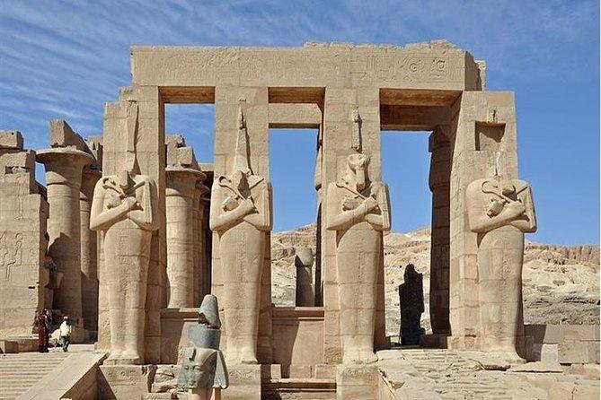 Luxor (Kings Valley & Karnak temple & Memnon) Private Tour- Marsa Allam
