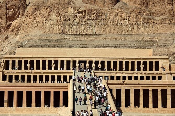 Luxor over Night Valley of Kings & Karnak Temple 2 Days - From Hurghada