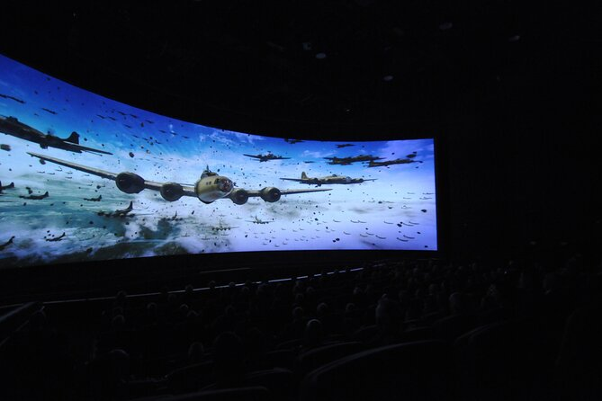 The National WWII Museum Campus Pass + Beyond All Boundaries 4-D Film