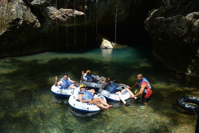 Private Cave-tubing Family v.i.v