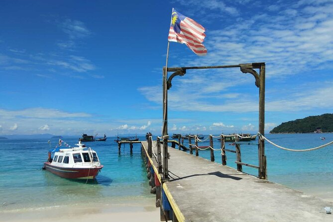 Ferry Ticket from Kuala Besut to Perhentian Island