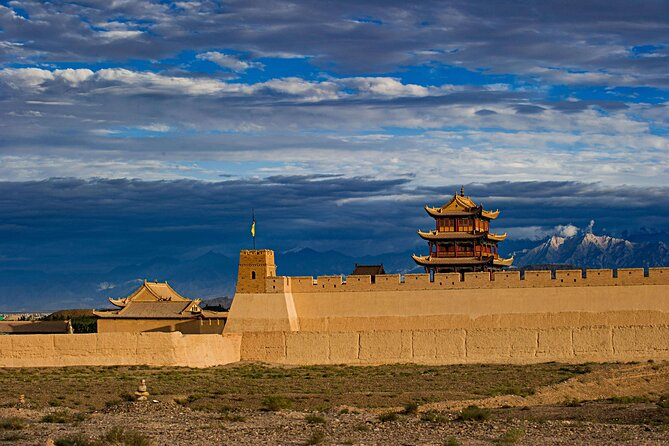 Qinhuangdao Private Day Trip: Shanhaiguan Pass, Old Dragon's Head and Great Wall