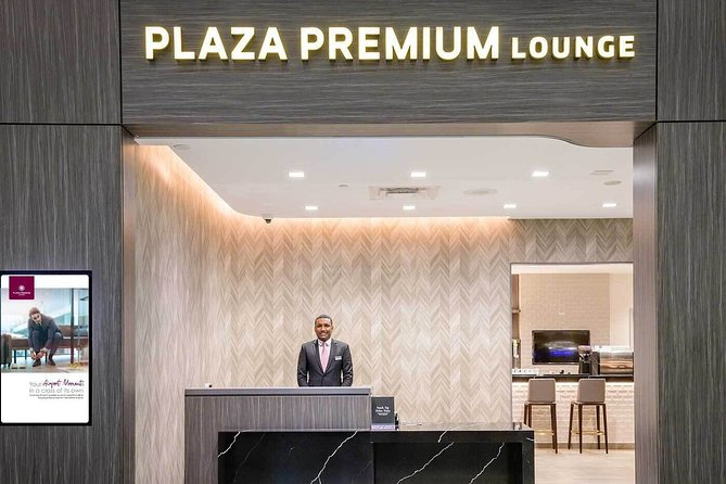 Salão Pearson International Airport Plaza Premium Lounge