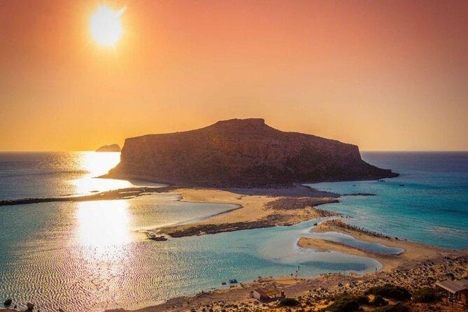 Gramvousa Island Day Tour from Rethimno & Chania