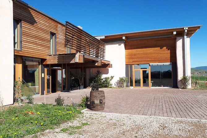 Private Tour of a Wine Estate and Wine Tasting