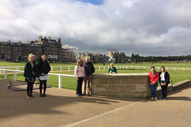 St Andrews Town: Walking Tour