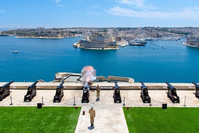 Malta and Gozo All in 1 Day VIP Tour
