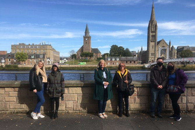 Inverness City Centre Walking Tour