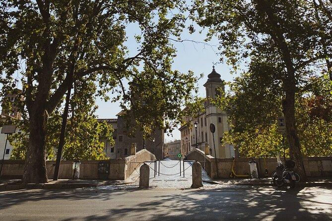 Rome Jewish Ghetto and Trastevere Tour