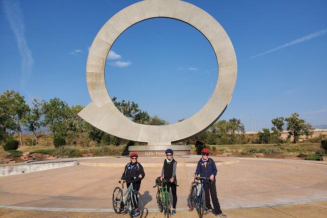 Scenic Bike Tour Of Colorado Springs