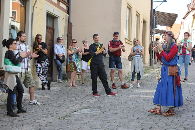 Medieval Musical Tour of Rothenburg ob der Tauber