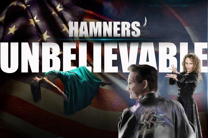 Hamners' Unbelievable Variety Show in Branson