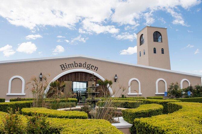 Bimbadgen Winery and Cellar Door Entrance