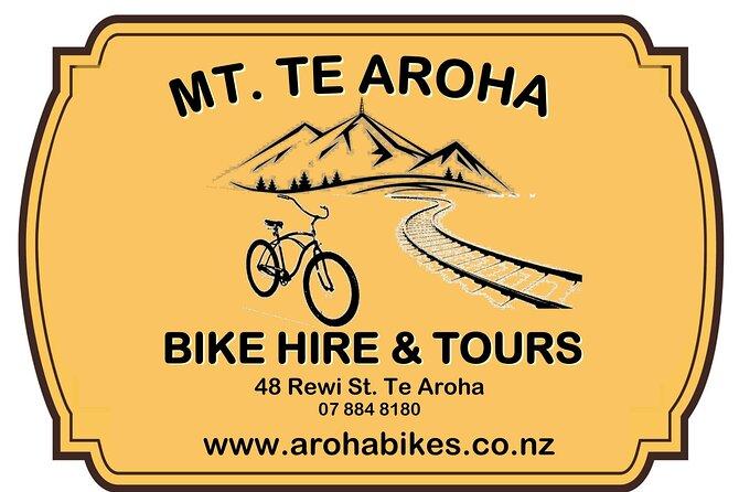 Mt. Te Aroha Bike Hire & Tours