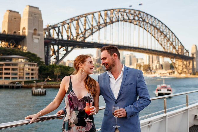 Sydney Harbour Gold Penfolds Dinner Cruise