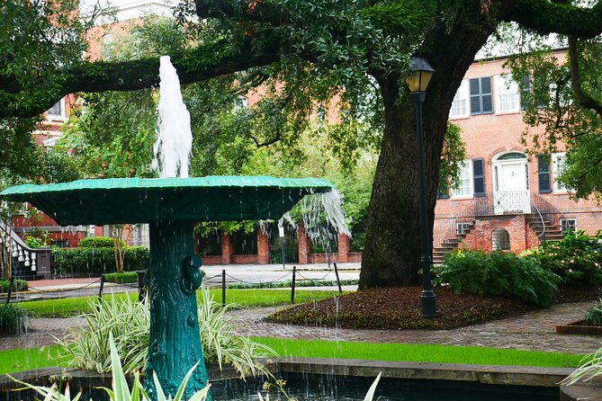 Savannah History Walking Tour