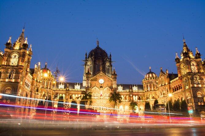 Grand Architecture & Goa Beach Tour from Mumbai
