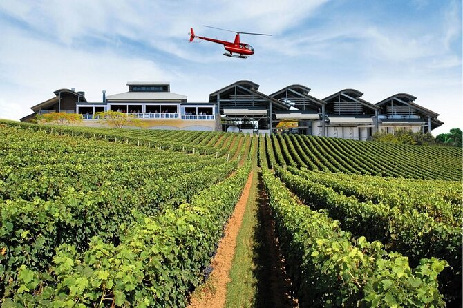 Brisbane Helicopter Winery Tour - Sirromet