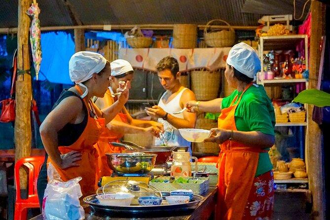 Evening Cooking Class & Village Tour in Siem Reap
