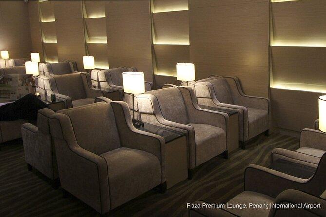 Penang International Airport Plaza Premium Lounge
