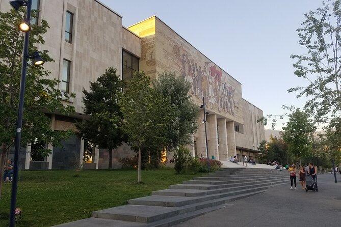 Tirana Communist Tour & Rakia Tasting