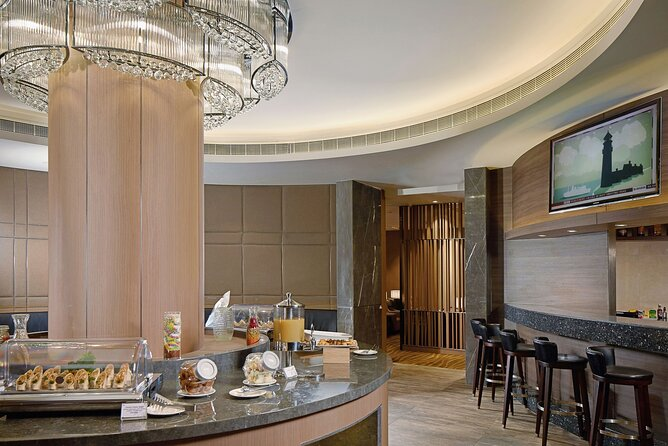 Abu Dhabi International Airport Lounge by Plaza Premium Lounge