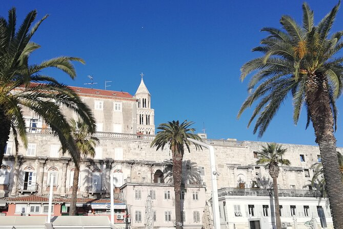 Diocletian's Palace Small Group Tour in Split