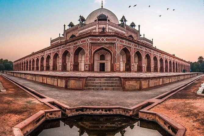 Private Delhi City Tour Including New Delhi & Old Delhi