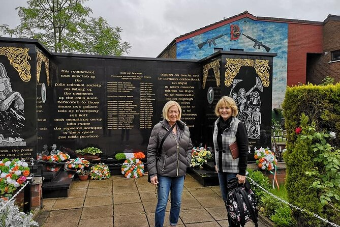 Irish Republican Army IRA Private Tour Murals Museum Graves
