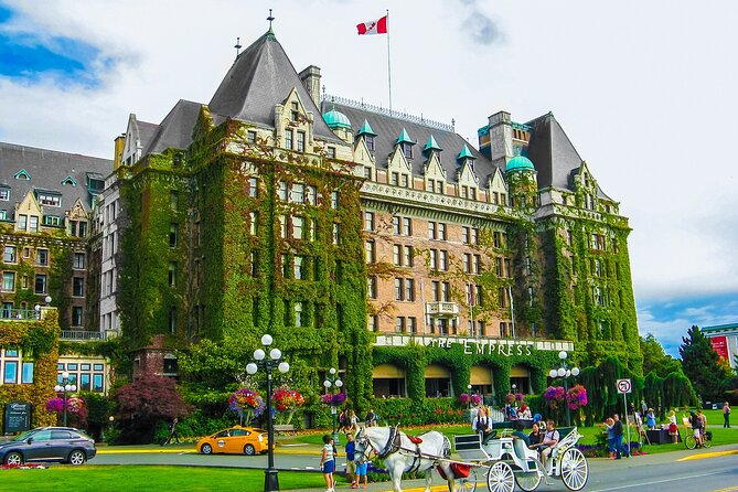Private Victoria Full Day Tour from Vancouver