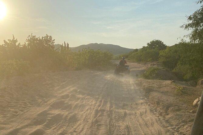 Night Tour Cabo Migrino Beach & Baja Desert Moon riders!