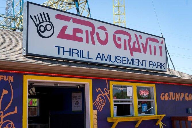 Zero Gravity Thrill Amusement Park in Dallas