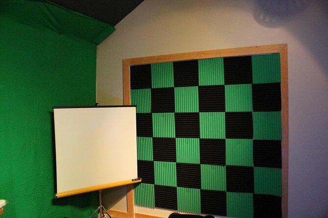 Our Studio Room 105