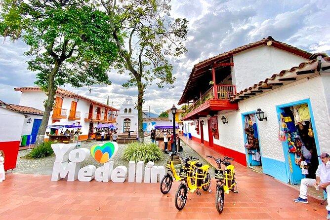Electric Bicycle Rental in Medellín