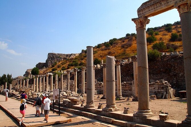 Get Your Guide & Explore Ephesus From Kusadasi