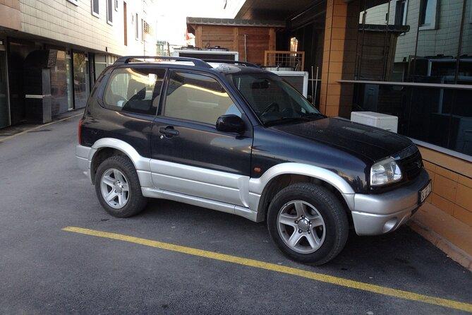 Zanzibar rent a car