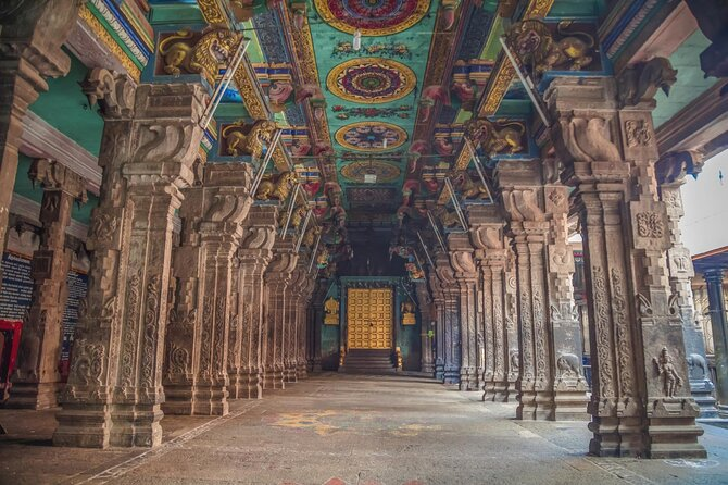 Chennai to Kovalam Temple & Beach Tour