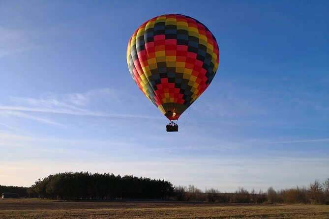 Balloon flight day tour from Warsaw