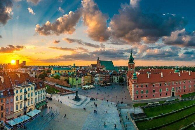 Warsaw Private Walking Tour