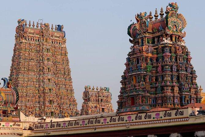 Cochin to Madurai the Backwater, Tea Estate & Temple Tour