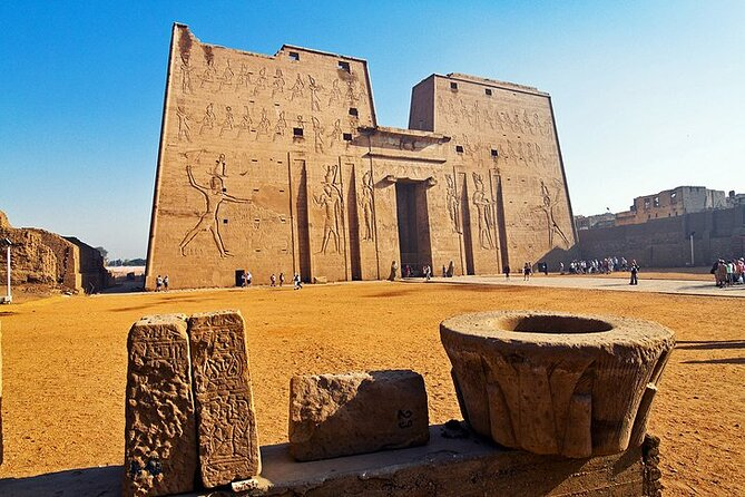 4-Day Private Package from Aswan to Luxor with Half-Board
