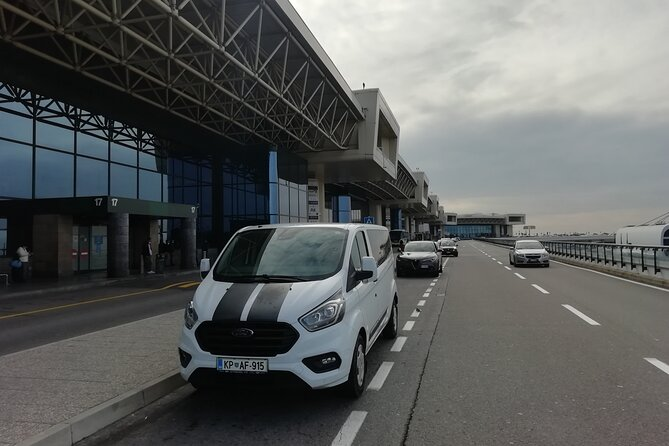 Transfer from Milano Malpensa Airport to Portorož