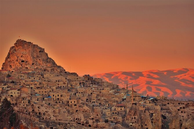 Get Your Guide & Explore Cappadocia