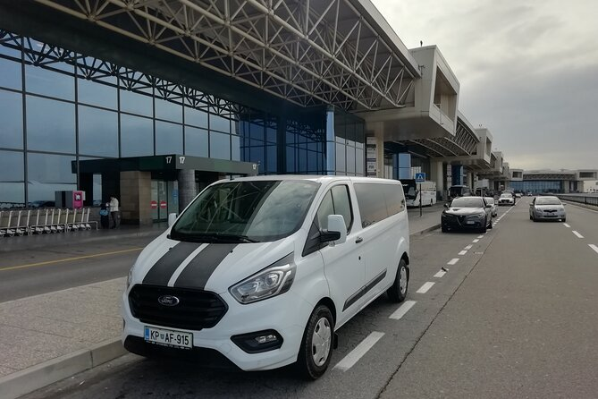Transfer from Koper to Malpensa Airport in Milano