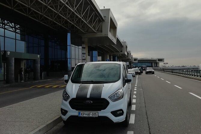 Transfer from Portorož to Malpensa Airport in Milano