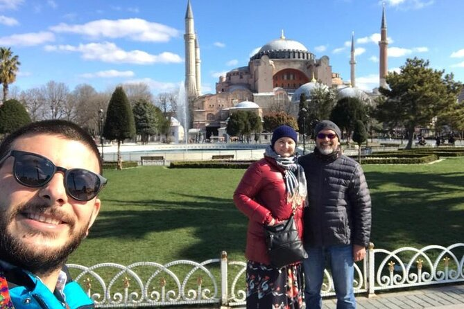 Get Your Guide & Explore Istanbul