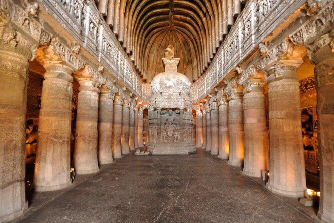 Aurangabad to Vadodara Drive to Explore the Man-made Wonder of India