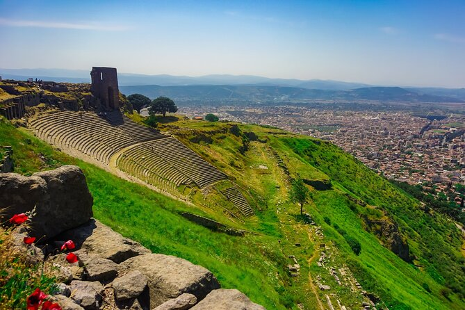 Spectacular Pergamon & Asceplion Tour From Kusadasi & Selcuk Hotels