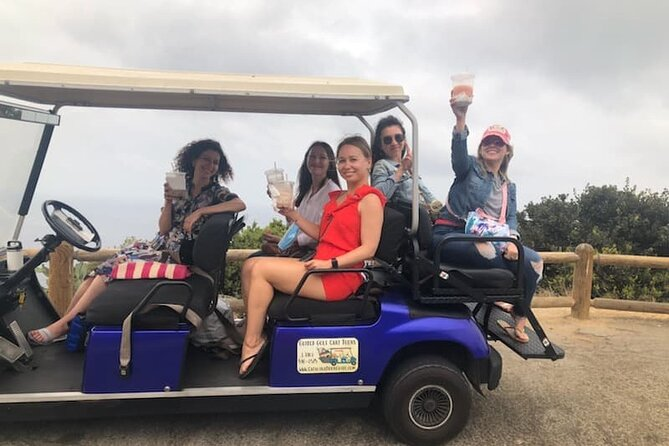 Private Guided Golf Cart Tour of Avalon