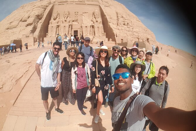 Abu Simbel Temples Private Guided Tour from Aswan by coach